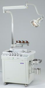 ENT workstation / 1-station Excellence Single Nagashima Medical Instruments