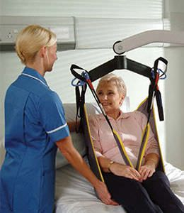 Mobile patient lift / electrical Advance MMO