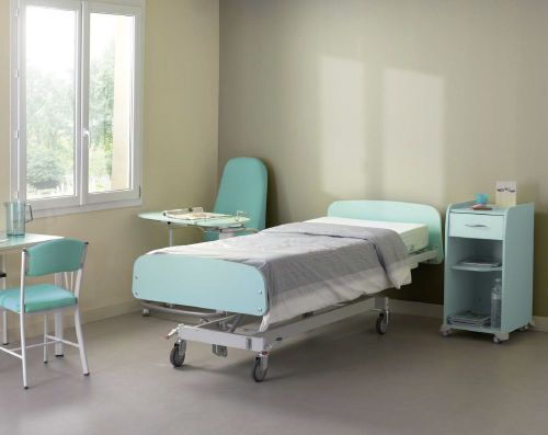 Electrical bed / height-adjustable / 4 sections SANA 1200 MMO