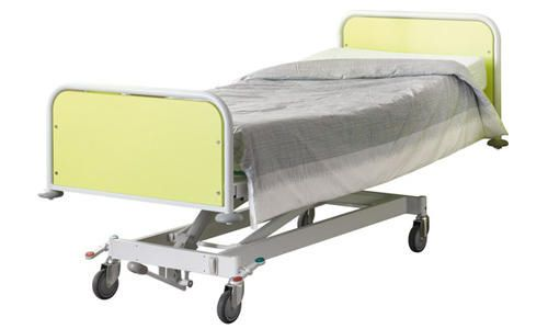 Hydraulic bed / on casters / height-adjustable / 3 sections SANA 800 MMO