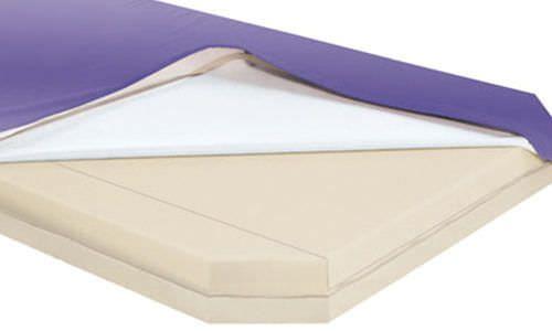 Hospital bed overlay mattress / anti-decubitus / foam Therapeutic MMO