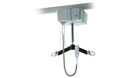 Ceiling-mounted patient lift Voyager 420 MMO