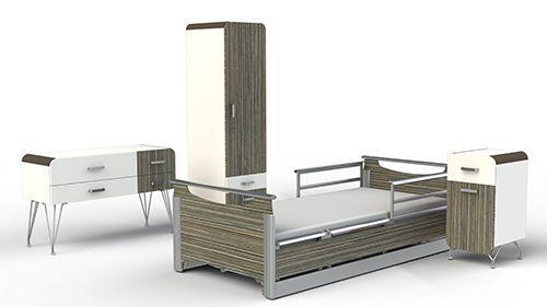 Hospital ward furniture set MELODY MMO