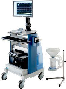 Urodynamic system SOLAR-LUNA MMS Medical Measurement Systems