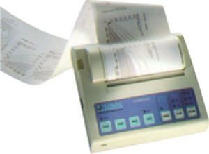 Urinary flow meter FLOWSTAR MMS Medical Measurement Systems