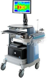 Gastro-esophageal pressure monitor / computer-based Solar GI HRAM MMS Medical Measurement Systems