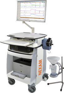 Wireless urodynamic system Nexam Pro MMS Medical Measurement Systems