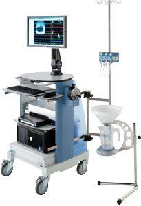 Urodynamic system SOLAR GOLD MMS Medical Measurement Systems