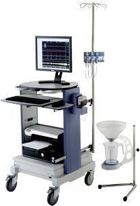 Urodynamic system SOLAR SILVER MMS Medical Measurement Systems