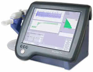 Respiratory monitor EasyOne Pro® LAB ndd