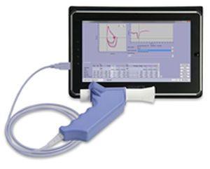 Computer-based spirometer Easy on-PC ndd