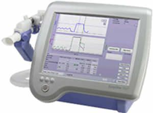 Respiratory monitor EasyOne Pro® ndd