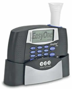 Tabletop spirometer EasyOne® Plus ndd