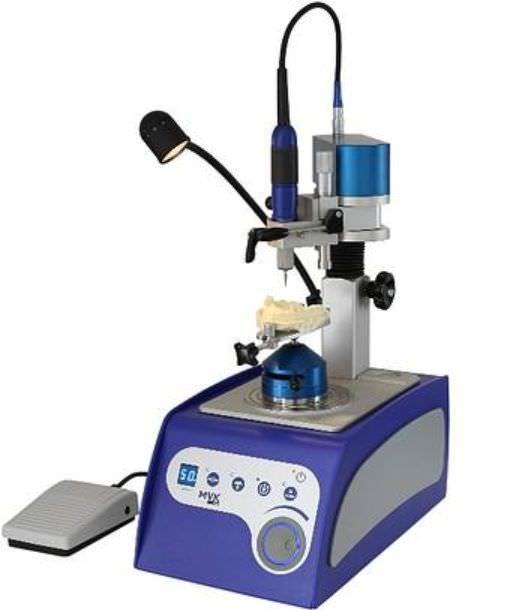 Dental laboratory milling machine / bench-top / with electric micromotor FG2/FM4 | FG2/FM4 EB MVK-line