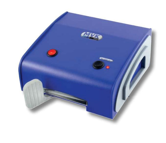 Dental laboratory micromotor control unit / pedal-operated 30000 - 50000 rpm | No 50000F MVK-line