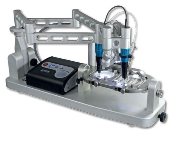 Dental laboratory milling machine / desk ZK-1 MVK-line