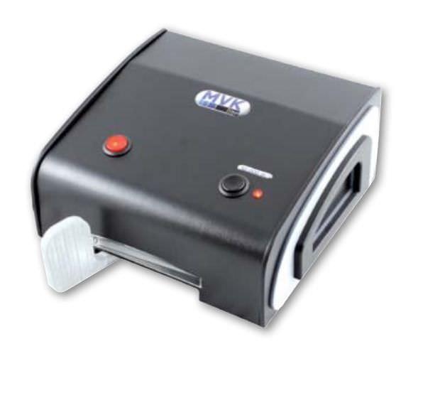 Dental laboratory micromotor control unit / pedal-operated MVF2 EB MVK-line