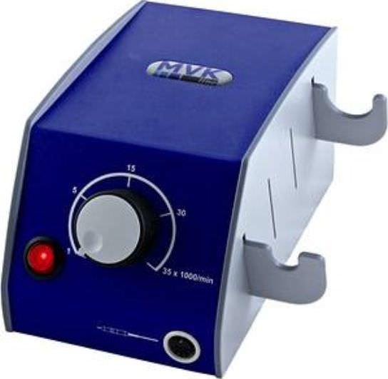 Dental laboratory micromotor control unit 1000 - 35000 rpm | TK1 MVK-line
