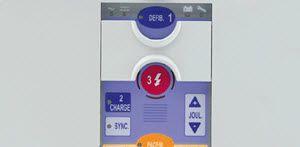 External defibrillator DM 700 MS Westfalia