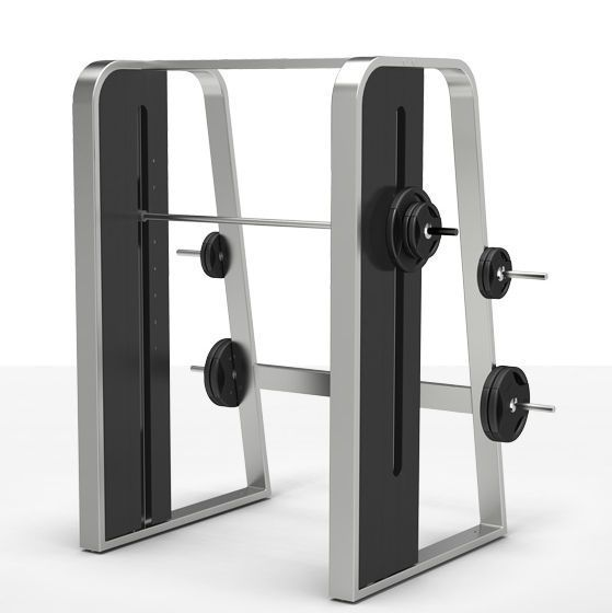 Power cage (weight training) / traditional milcanic milon industries