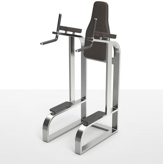 Weight training station (weight training) / shoulder shrug / dips / traditional milcanic milon industries