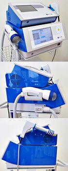 Orthopedic treatment extra-corporeal shock wave generator / human physiogold50 MTS Medical UG