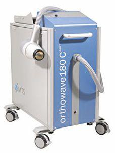 Orthopedic treatment extra-corporeal shock wave generator / human / on trolley orthowave180C MTS Medical UG