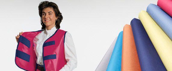 Radiation protective clothing / radiation protective skirt / X-ray protective apron / front protection ENSEMBLE RA637 MAVIG