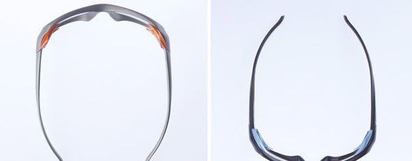 Radiation protective glasses BR126 MAVIG