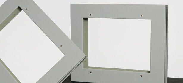 Hospital window / radiation shielding / lead glass MAVIG