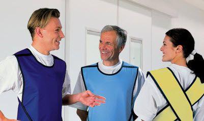 X-ray protective apron radiation protective clothing / front protection Ergonomic RA650 MAVIG