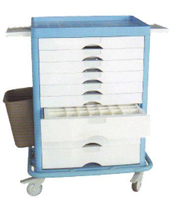 Multi-function trolley / with drawer ST702B Minwa (Aust) Pty Ltd.