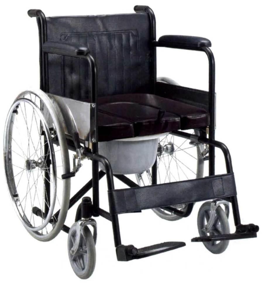 Passive wheelchair / folding MW6-17E Minwa (Aust) Pty Ltd.