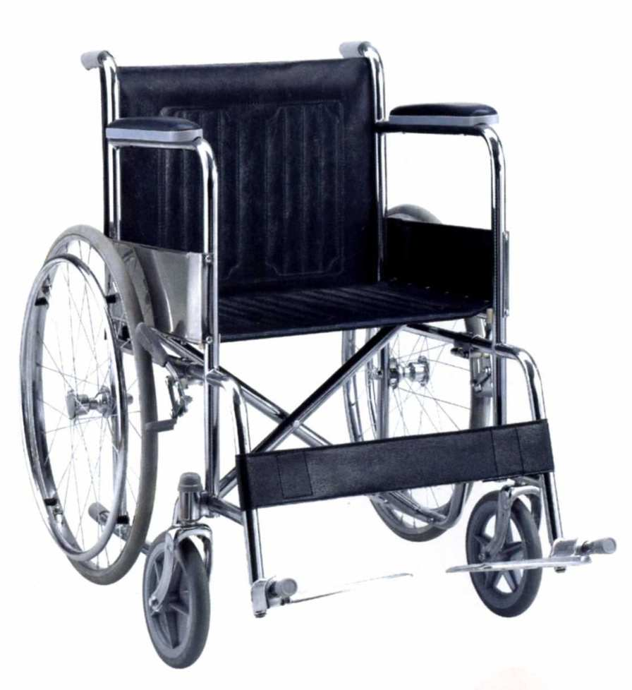 Passive wheelchair / folding MW6-01 Minwa (Aust) Pty Ltd.