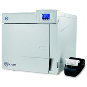 Dental autoclave / bench-top / with vacuum cycle B Classic series MOCOM