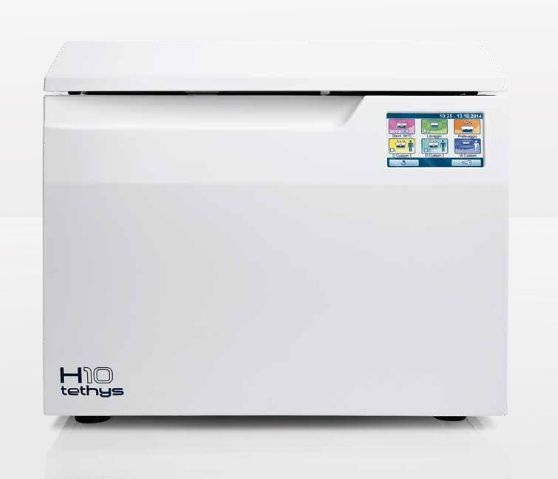 Dental instrument washer-disinfector / compact / automatic Tethys H10 MOCOM
