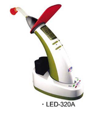 LED curing light / dental / cordless LED-320A Motion Dental Equipment Corporation
