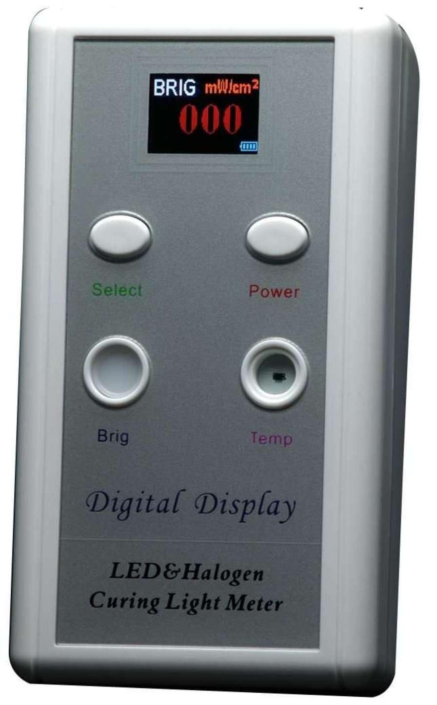 Radiometer LED CM-3000 Motion Dental Equipment Corporation