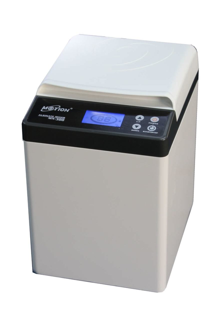 Dental laboratory mixer / alginate MX-300 Motion Dental Equipment Corporation