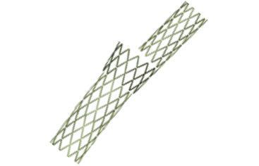 Coronary stent / cobalt chromium / with applicator Nile Croco® Minvasys