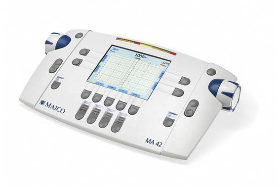 Diagnostic audiometer (audiometry) / audiometer / digital MA 42 MAICO Diagnostic