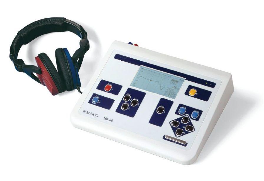Audiometer (audiometry) / screening audiometer / digital MA 30 MAICO Diagnostic