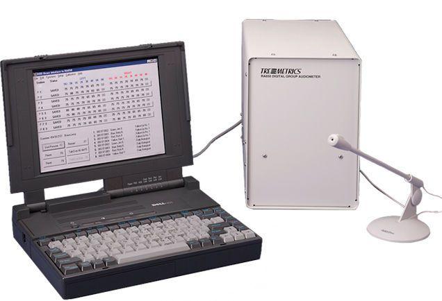 Diagnostic audiometer (audiometry) / audiometer / computer-based RA 650 MAICO Diagnostic