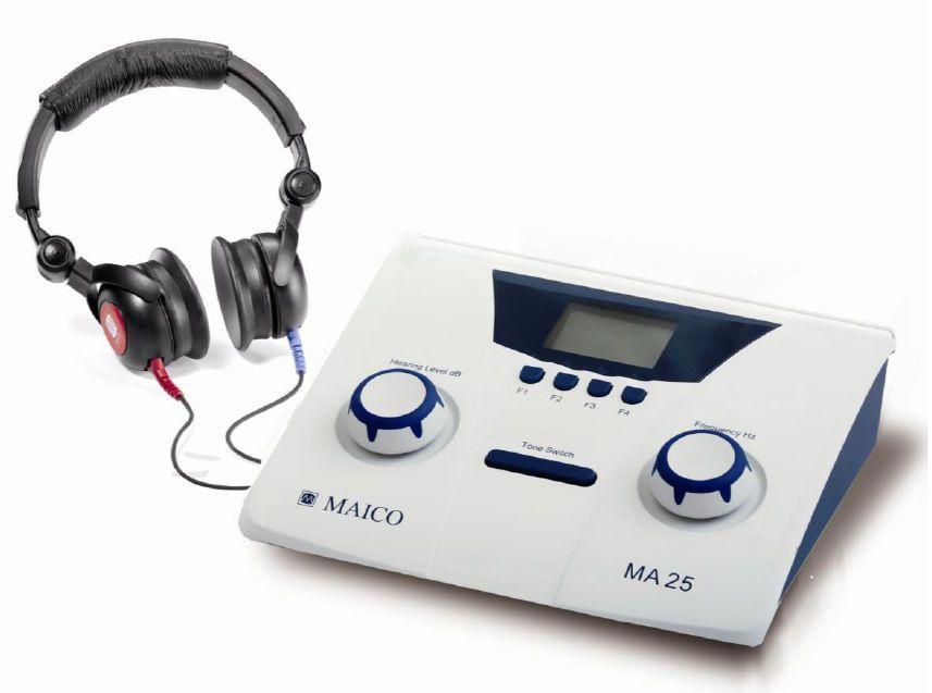 Screening audiometer (audiometry) / audiometer / digital MA 25 MAICO Diagnostic
