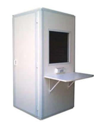 Acoustic booth MINI 250 MAICO Diagnostic