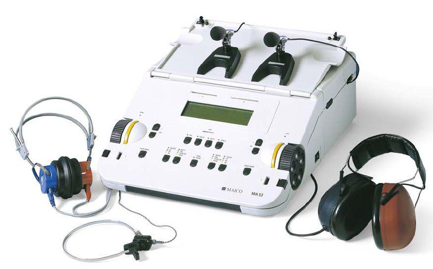 Clinical diagnostic audiometer (audiometry) / digital MA 53 MAICO Diagnostic