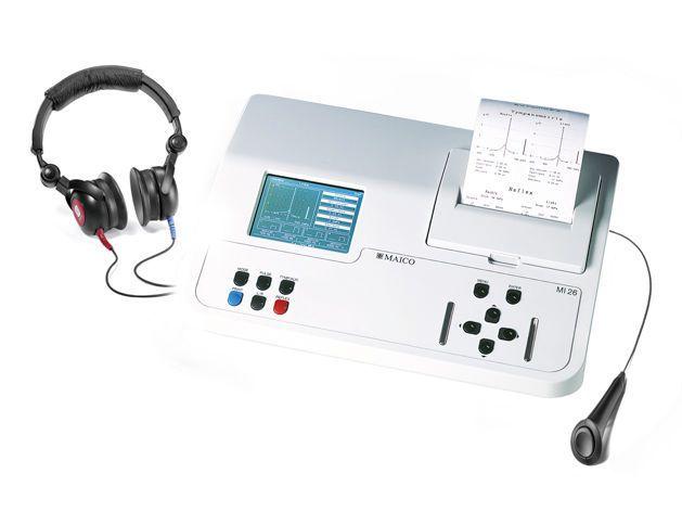Screening audiometer (audiometry) / screening tympanometer / digital MI 26 MAICO Diagnostic