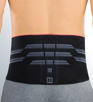 Lumbar support belt / with reinforcements Lumbamed® plus medi