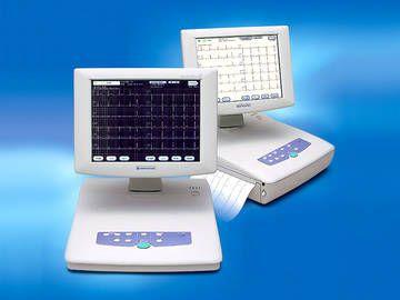 Digital electrocardiograph / 12-channel ECG-1500, ECG-1550 Medset Medizintechnik