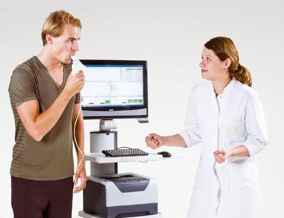 Spirometry software / medical PADSY-Spiro Medset Medizintechnik